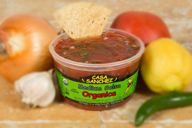 Medium Salsa Organica Casa Sanchez SF - Featured